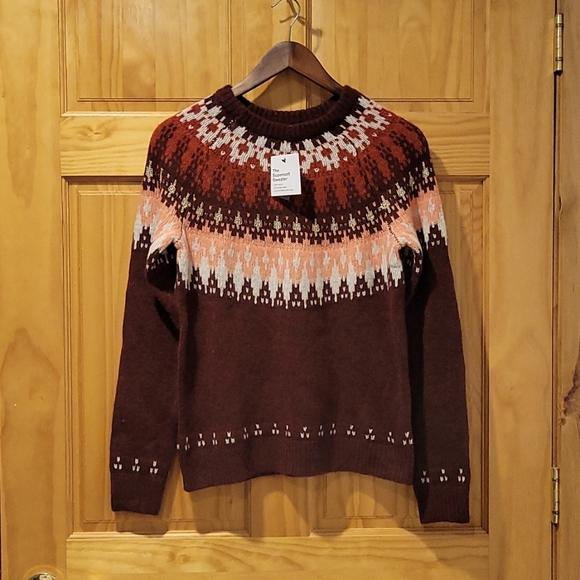 NWT Sonoma super soft sweater small